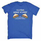 Hungry Or Horny Make Me A Sandwich MENS T-SHIRT tee birthday naughty present