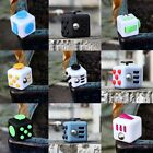 New Kids 6 Sides Cube Of Fun Fidget Cube Toy Anxiety Stress Relief NC8901