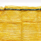 Yellow Strong Net Woven Sacks Mesh Bags Log Kindling Wood Logs Vegetables 42x60