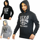 Ecko Unltd Men's Graphic Print Overhead Sweatshirt Hoodie SIZES - S M L XL XXL