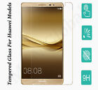 Tempered Glass Screen Protector for Huawei P8 P9 P10 Lite Honor 7/8/9 Y3 Y6 II +