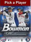 2016 Bowman Platinum Base Singles - Pick A Player - Lots of Rookies!! ID:155349