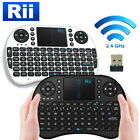 Rii i8 24GHz Mini Wireless Keyboard Mouse for PC XBox 360 PS3 Android TV Box