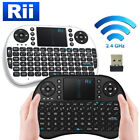 Внешний вид - Rii i8 2.4GHz Mini Wireless Keyboard Mouse for PC XBox 360 PS3 Android TV Box