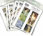 """Beadsmith Collage Paper Art Sheets 4""""X11"""" -For Glass Pendants, Jewelry, Scrapbk"""