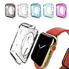 38mm/42mm TPU Band Fitness Strap Bracelet Replacement For Apple Watch Parts