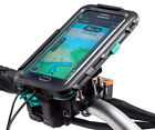 Motorcycle Handlebar U-Bolt Mount + Tough Case for Galaxy S6 / S6 Edge 5.1""