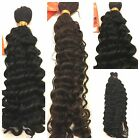 100% HUMAN HAIR FRENCH BULK AND FRENCH WEAVES 14, 16 INCHES - MADE BY GOLDILOX