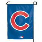 Chicago Cubs Garden Flag - Logo