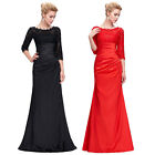 Women Lace Wedding Bodycon Long Evening Formal Cocktail Party Bridesmaid Dress