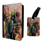 Marvel Agents of Shield Luggage Tag & Passport Holder - T2544
