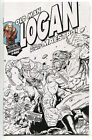 Old Man Logan 25 Marvel NM Incredible Hulk 181 Homage Wolverine Sketch Variant