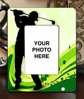 "3.5""x5"" PHOTO FRAME - GOLF 11 Golfer Swing Par Athlete Ball Game Sports Gift"