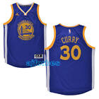 Stephen Curry Golden State Warriors Adidas Mens Blue Swingman Jersey SAVE !! on eBay