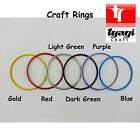 Craft Rings Mini Metal Hoop Circle Dreamcatchers Disc Decoration
