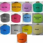 3mm POLYESTER CORD PIPING LACING CORD ASSORTED COLOURS AND LENGTHS