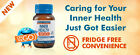 Inner Health ON THE GO - Fridge Free LIVE Probiotic 30 Caps 60 Caps and MORE!