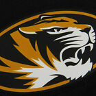 new mens M niKe mizzou tigers storm fit 1/2 zip short sleeve/SS pullover jacket