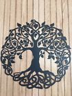 17 INCH METAL Tree of Life CNC Plasma Cut WITH FREE SHIPPING (SEE NOTE BELOW)
