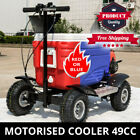49cc 4 Stroke Motorised Cooler Scooter Esk Motorised Scooter Icebox Disc Brake