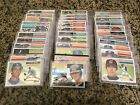 2005 TOPPS HERITAGE CHROME PARALLEL /1956 - PICK ANY CARD(S) YOU NEED FREE SHIP