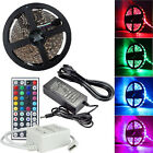 5M 5050 RGB 150/300 LEDs SMD Flexible LED Tape Roll strip for Party Lamp Light