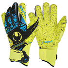 Uhlsport 2017 Speed up Now Supergrip GK Goalkeeper Gloves Yellow 101100201