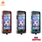 Waterproof Shockproof Case For iPhone 6 7 8 Full Body Arm-Band Underwater Diving