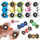Finger Hand Spinner Metallic Plating EDC Bearing Focus Stress Relieve Fidget Toy