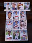 2015 TOPPS HERITAGE BASE TEAM SET - PICK THE TEAM(S) YOU NEED - FREE