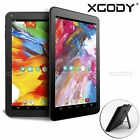 XGODY 10 inch Quad Core Android5.1 Tablet PC Dual Camera WiFi W/ Keyboard 10.1''