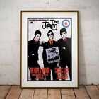 The Jam 1977 'Hope & Anchor Gig' Print or Two Poster Sizes NEW Exclusive