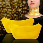 1-1000 Premium Gold 24K Bio Collagen Neck Mask AntiWrinkle Aging Moisurize OroGo image