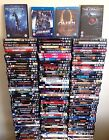 HORROR / SCI-FI.... DVDs & BLU RAYS - 162 titles ! VG to MINT condition FREEPOST