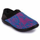 Action shoes Women Belly shoes BL-3702-BLUE-PINK