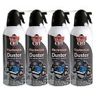 Lot of Falcon Dust-Off Compressed Gas Duster (10oz)