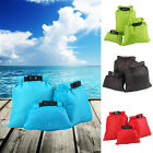 3PCS Outdoor Waterproof Storage Bag Dry Pouch Bag Canoe Kayak Rafting Camping