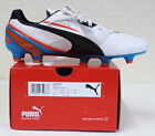 Puma King SL FG 102667 03 Football Soccer Shoes Cleats Size EUR 40.5 / US 8