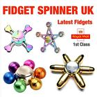 ????  NEW FIDGET SPINNER -LATEST FIDGET SPINNERS BEST RAINBOW ALUMINIUM SPINNERS