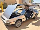 1981+DeLorean+DMC%2D12+Gray