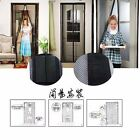 Anti Mosquito Curtain Magnetic Tulle Curtains Automatic Closing Door Screen LM