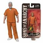 Mezco NEW * Clay Morrow - Prison * Sons of Anarchy 6-Inch Action Figure SOA Toy
