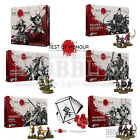 Test of Honour Samurai Skirmish War Games Starter Expansion Dice Packs Warlord