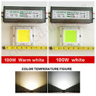 5X100W LED SMD Chip Bulbs + LED Driver Transformer Power Supply IP65 Floodlight