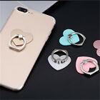 Universal Heart Shaped Finger Grip Metal Ring Stand Holder Mount Fr Cell Phone