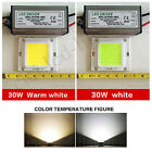 2X30W LED SMD Chip Bulbs + LED Driver Transformer Power Supply IP65  Floodlight