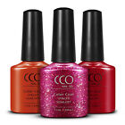 CCO UV LED NAIL GEL POLISH VARNISH SOAK OFF PROFESSIONAL FULL RANGE 150+ COLOURS