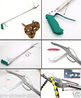 Heavy Duty Poisonous Snake Reptile Aluminum Safety Tongs Grabber Pole Stick INT