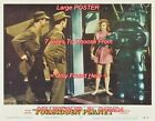 """FORBIDDEN PLANET 1956 = #7 Robby ROBOT = POSTER CHOOSE FROM 7 SIZES 19"""" - 36"""""""