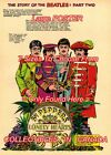 """THE BEATLES 1978 = Sgt. Peppers MOVIE = POSTER Not Comic Book 7 SIZES 19"""" - 36"""""""
